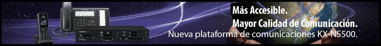 Instaladores oficiales de centralitas PANASONIC