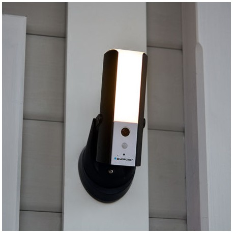 Lámpara externa con fotocámara